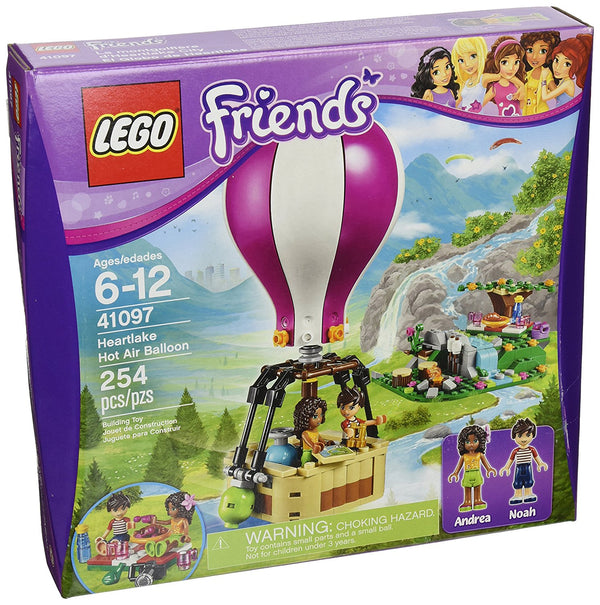 Lego 41097 FRIENDS Heartlake Hot Air Balloon