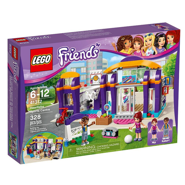 Lego 41312 FRIENDS Heartlake Sports Center