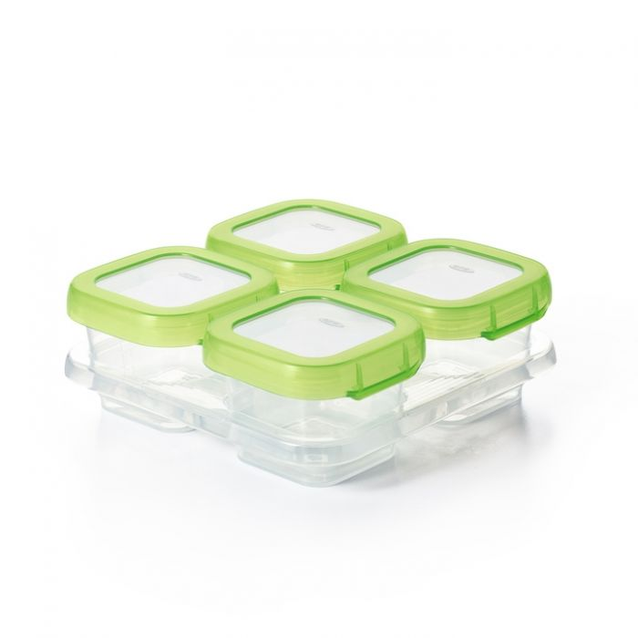 Baby Blocks™ Freezer Storage Containers (4 Oz)
