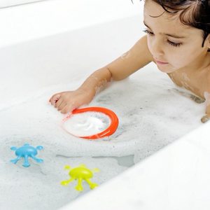 Boon WATER BUGS Floating Bath Toy with Net