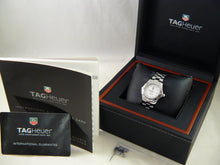(SOLD) Tag Heuer aquaracer (2011 ladies)