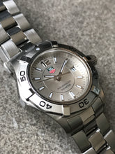 (SOLD) TAG HEUER AQUARACER (women's)