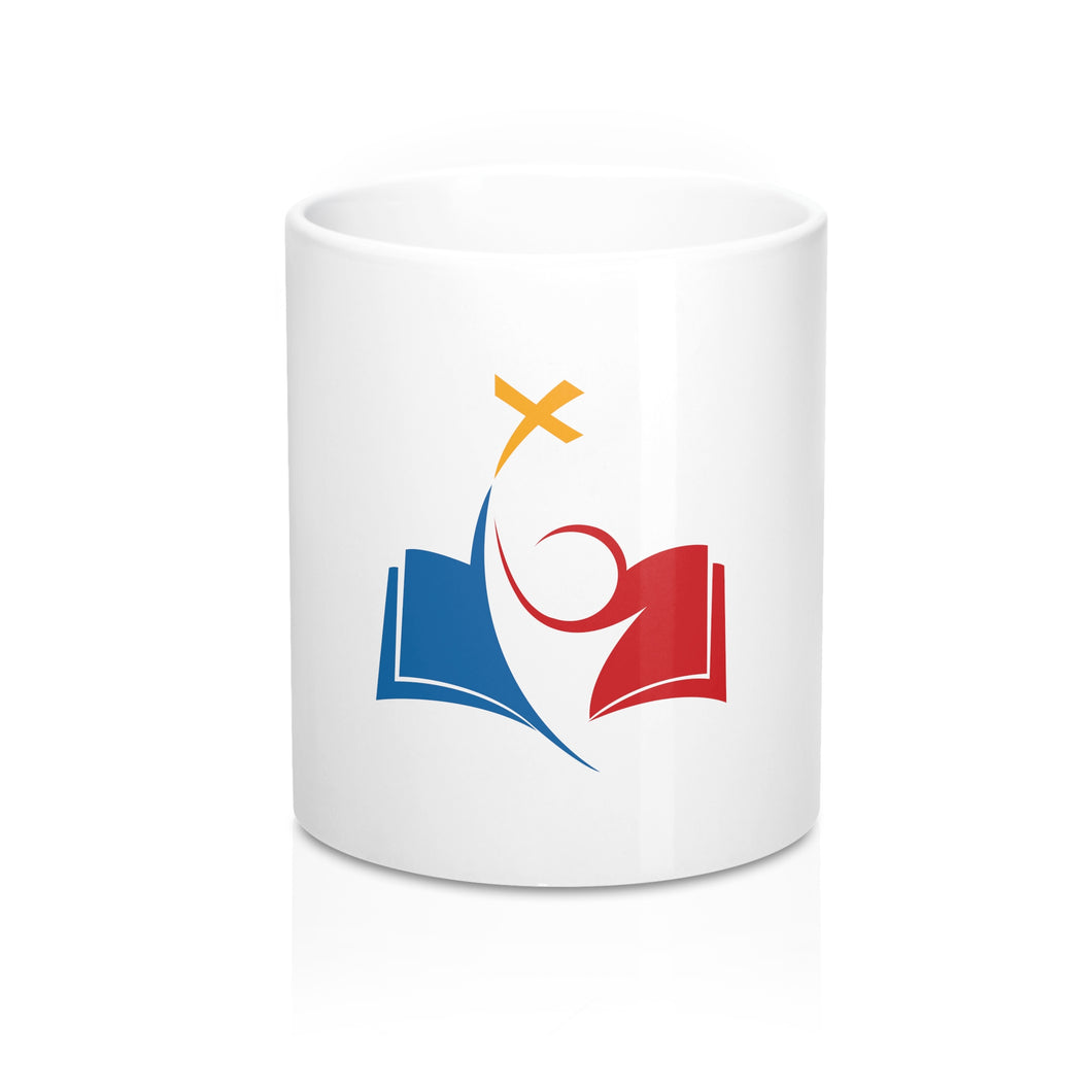 Cross Mug 11oz