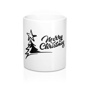 Merry Christmas Mug 11oz