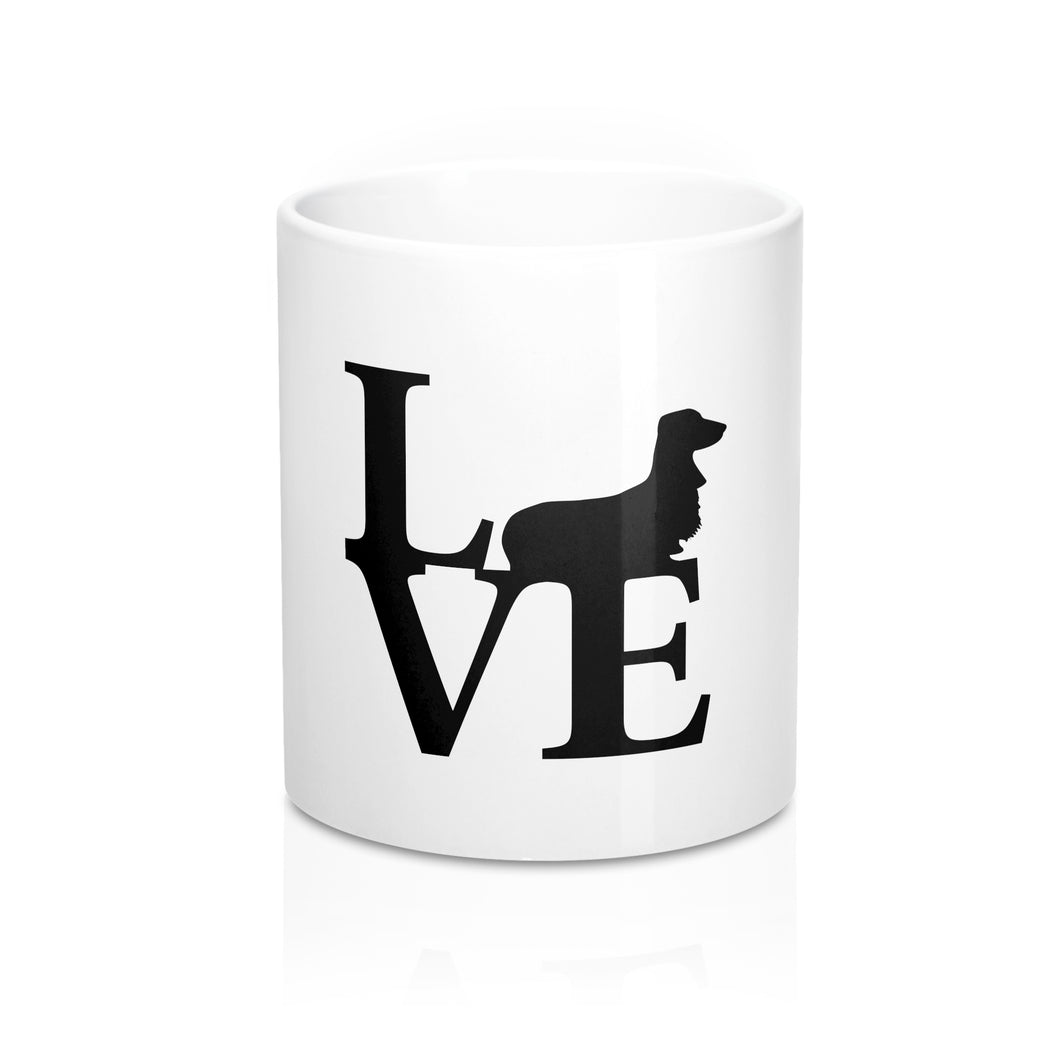 Love Dog Mug 11oz