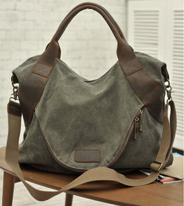 Weekender shoulder cross-body bag