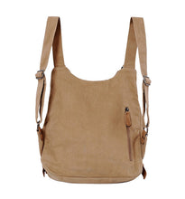 Julia casual canvas bag
