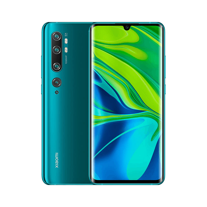 Xiaomi Note 10 6GB 128GB Green Color