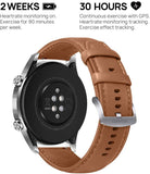 HUAWEI Watch GT 2 46 mm Smart Watch - Pebble Brown