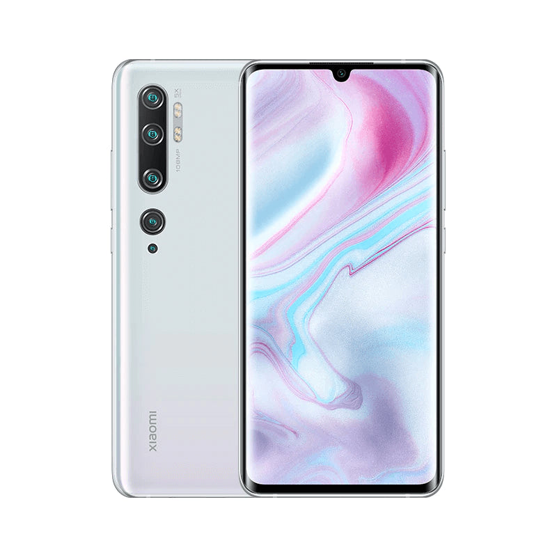 Xiaomi Note 10 6GB 128GB White Color