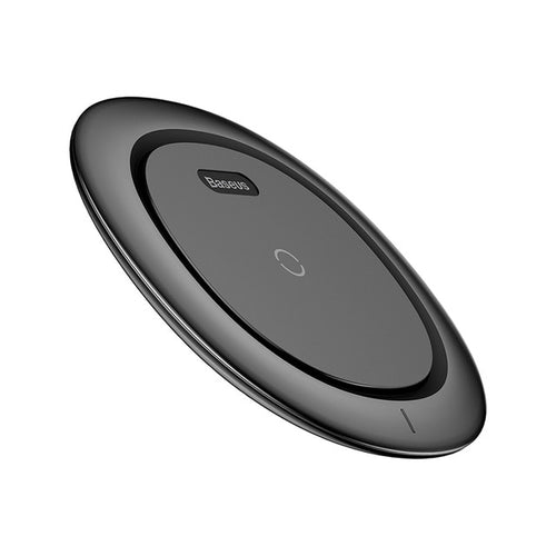 Baseus UFO Qi Standard Wireless Charger with cable - Black