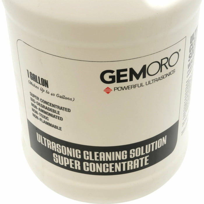 0902 GemOro Super Concentrated Cleaning Solution