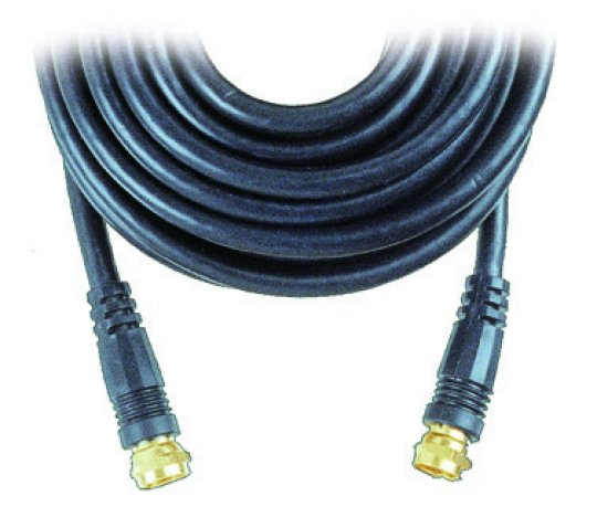 6 Ft Video Cable-Black