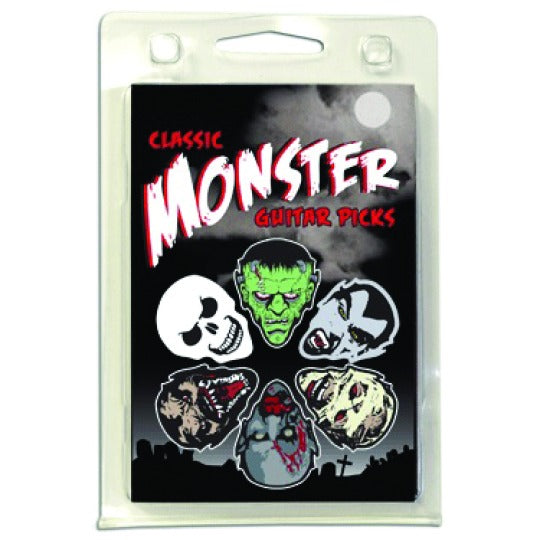 Hot Picks Monster Collection Clamshell