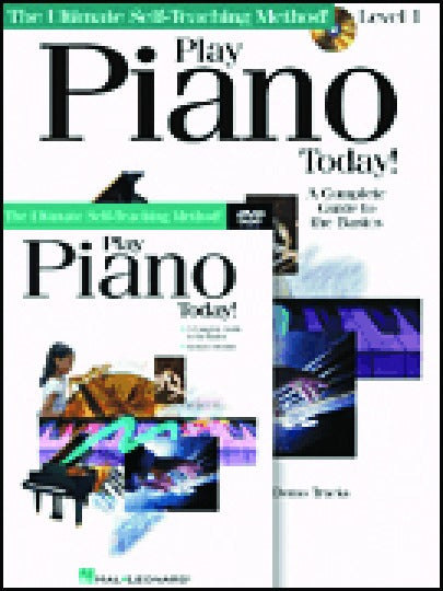 Hal Leonard Play Piano Today Beginner