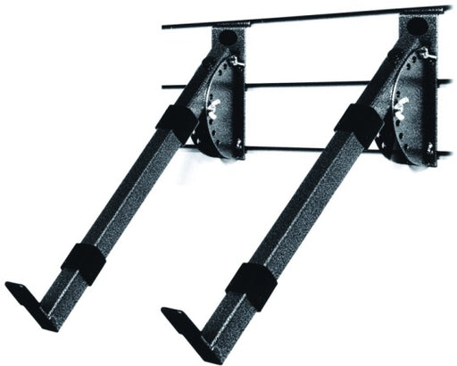 Keyboard/Accessory Rack 19in Arms