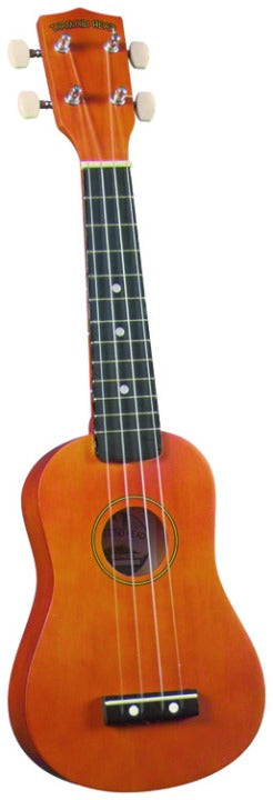 Diamond Head DU101 Ukulele - Brown