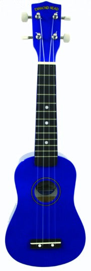 Diamond Head DU107 Ukulele - Blue