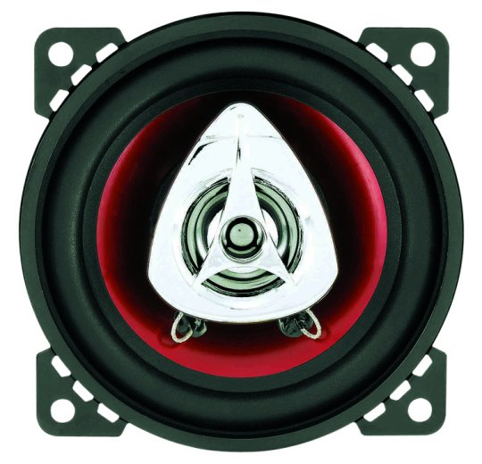 "Boss Chaos Exxtreme Series 4"" 200 Watt 2-Way Full Range Speaker"