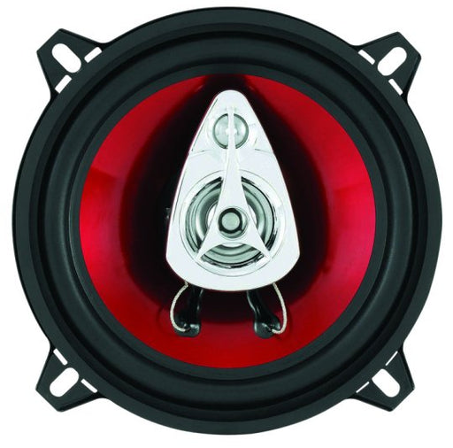 "Boss Chaos Exxtreme Series 5.25"" 225 Watt 3-Way Full Range Speaker"
