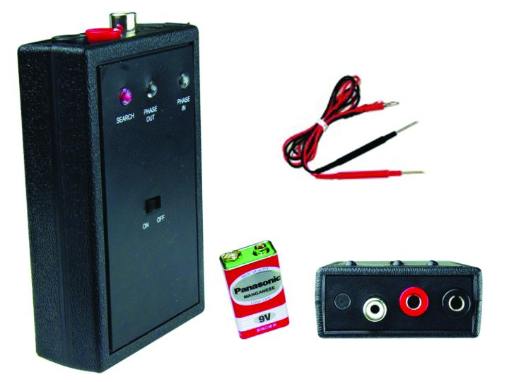 Phase Tester for Speakers