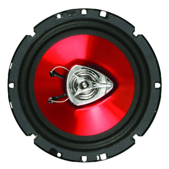 "Boss Chaos Exxtreme Series 6.5"" 250 Watt 2-Way Slim Mount Speaker"