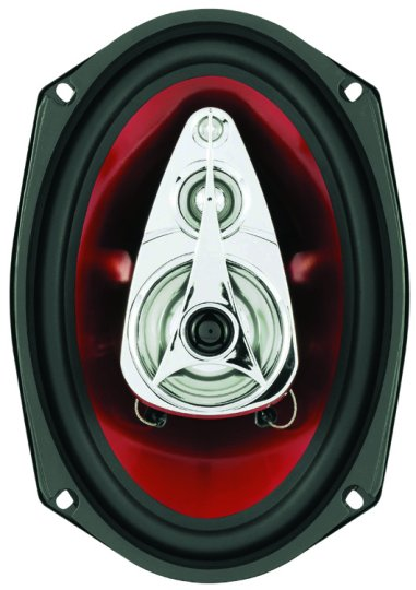 "Boss Chaos Exxtreme Series 6""x9"" 500 Watt 4-Way Full Range Speaker"