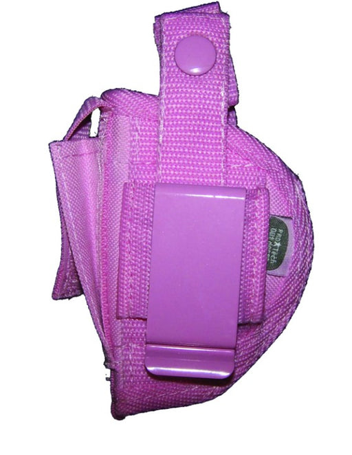 #S Nylon 22/25 Small Holster Pink