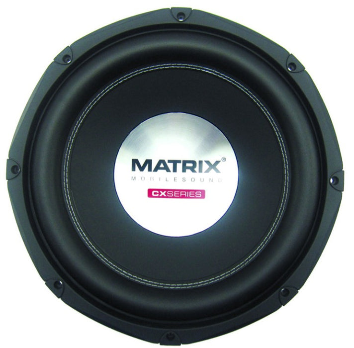 Matrix 1000 W DVC 10 inch Subwoofer