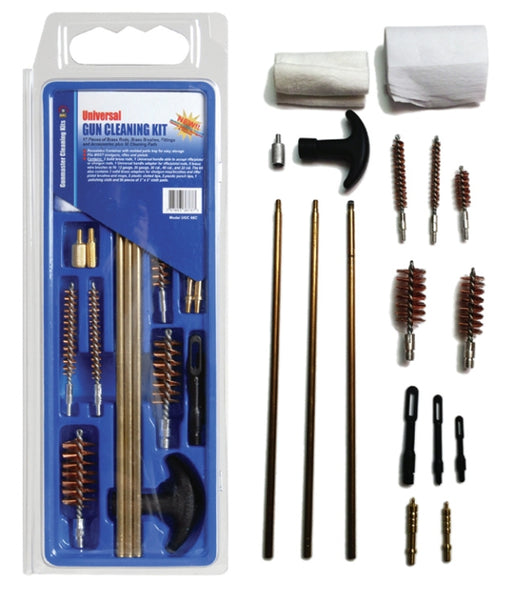 DAC Universal Gun Cleaning Kit 17pc