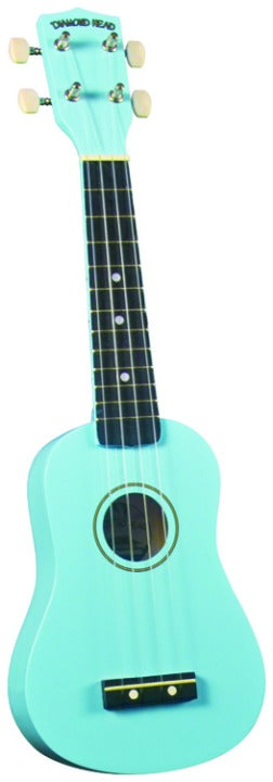 Diamond Head DU106 Ukulele - Baby Blue