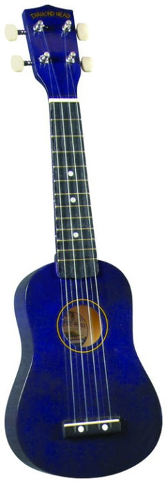 Diamond Head DU108 Ukulele - Purple