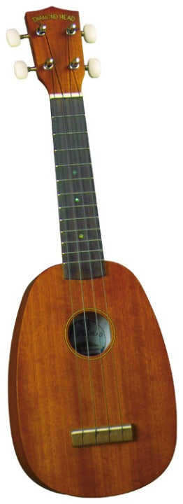 Diamond Head DU200P Ukulele - Pineapple Soprano
