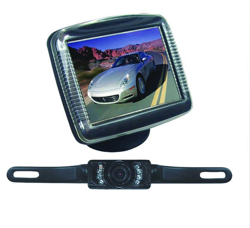 Pyle 3.5in Rearview Night Vision Camera