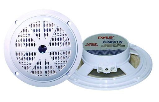 Pyle Marine 5.25in 100W 2 Way Speaker