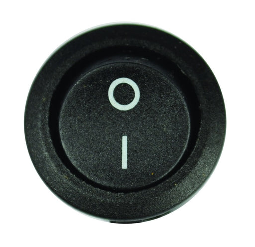 Round Rocker Switch On/Off