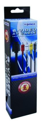 PS3 PS2 PS1 S-Video Cable with Guncon