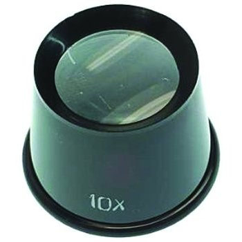 Eye Loupe 10x 3/4 inch Diameter