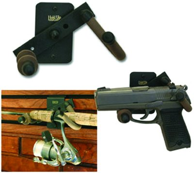 Pistol/Fishing Rod Holder Slatwall