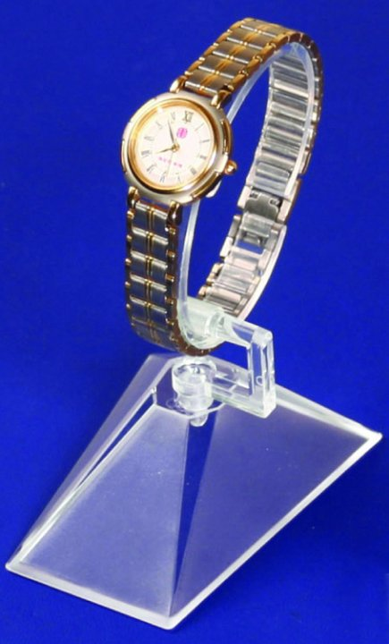Clear Adjustable Watch Display