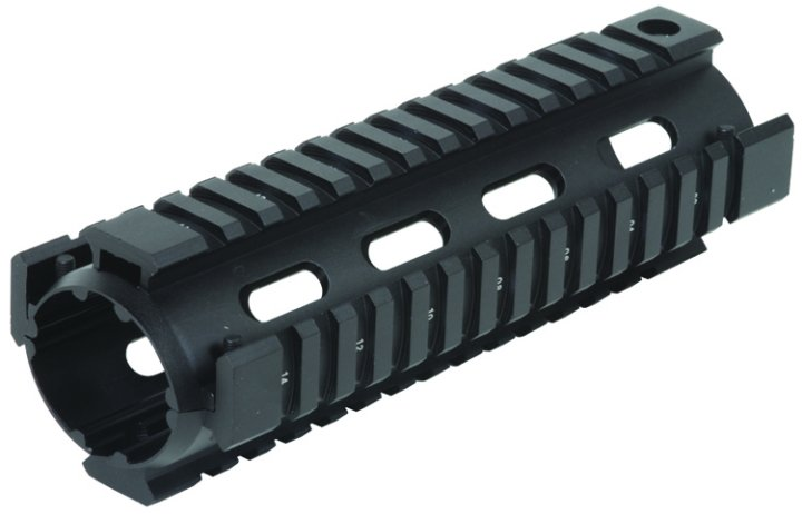 Firefield Carbine 6.7in Quad Rail 2Pc