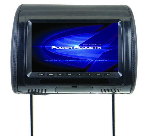PA Multi Color BGT Headrest DVD 9in LCD