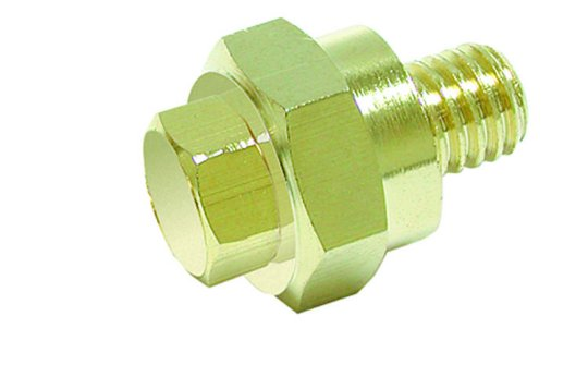 Audiopipe Brass Battery Terminal Single Pack