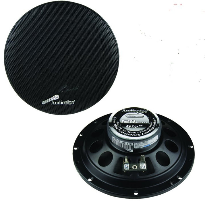 Apipe 6.5in 120w Mid Range Loud Speaker