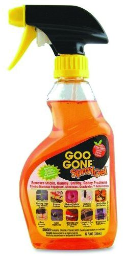 Goo Gone Spray Gel 12 oz Magic American GGHS12
