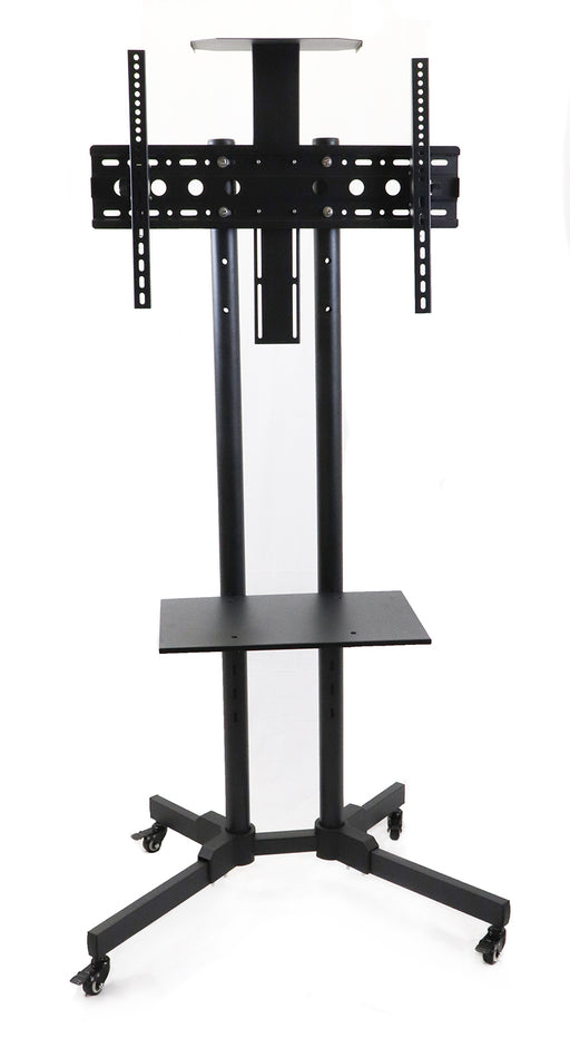 1500 Rolling TV Presentation Stand 30 - 60 inch
