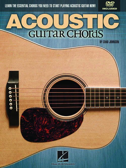 Acoustic Guitar Chords DVD
