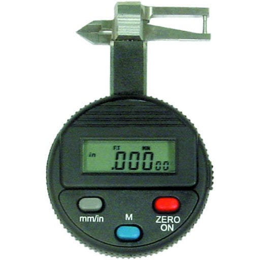 Digital Gem Gauge Traditional 3 Key