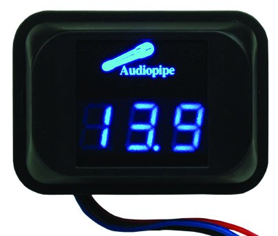 Pipedream Digital Voltage Meter