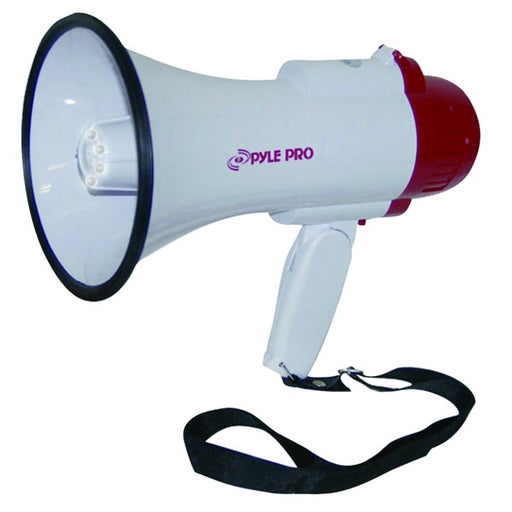 Pyle P Pro Power Megaphone w/Siren/LED